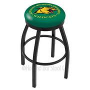 Holland Bar Stool NCAA 25'' Swivel Bar Stool