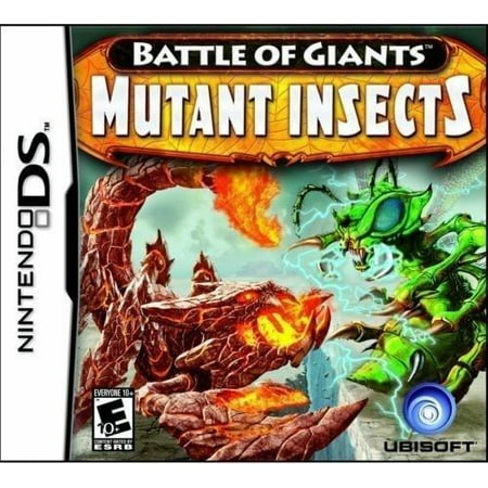 Play Battle Gear 2 - Nintendo DS - Battle of Giants: Mutant Insects