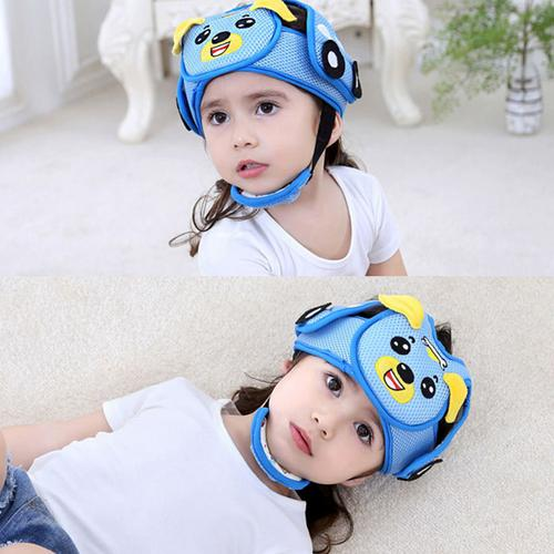 Anti-Collision Adjustable Safety Helmet Headguard Protective Harnesses Cap Bumper For Baby Children Infants