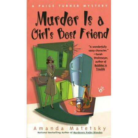 Murder is a Girl's Best Friend - eBook