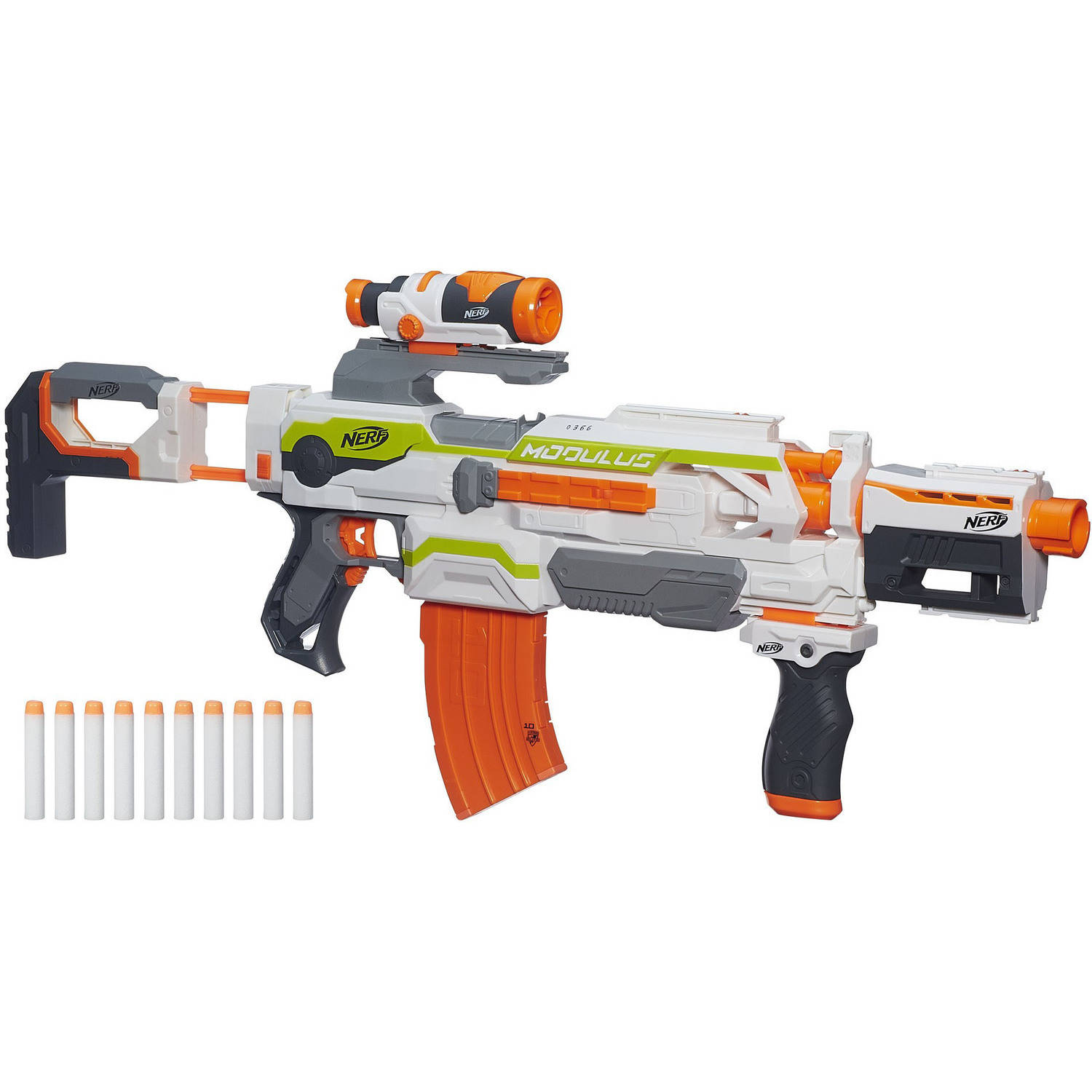 Buy Nerf N-strike Elite Strongarm 2-pack Online at Low Prices in India -  Amazon.in