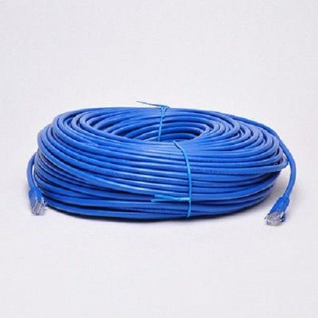 100 Ft Cat6 23 Awg Rj45 Ethernet Network Lan Patch Cable