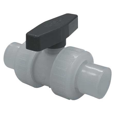 Orion 2 Piece Ball Valve  Polypropylene  3 4 Bv