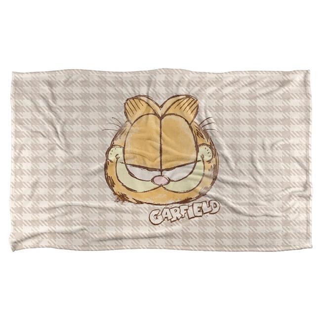 36 X 58 In Garfield Watercolor Silky Touch Blanket 44 White Walmart Com Walmart Com
