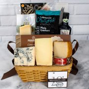 Italian Gourmet Luxuries in Gift Basket