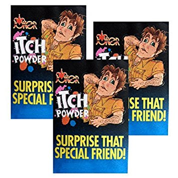 Itch Itching Powder 3 Packages (Best Jock Itch Powder)