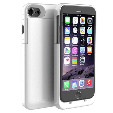 buy online c3f01 368b5 Rechargeable Portable Charger Case for iphone6 Plus/6S Plus/7 plus,4000mah  Battery Case