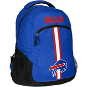 Forever Collectibles NFL Buffalo Bills Action Stripe Logo Backpack