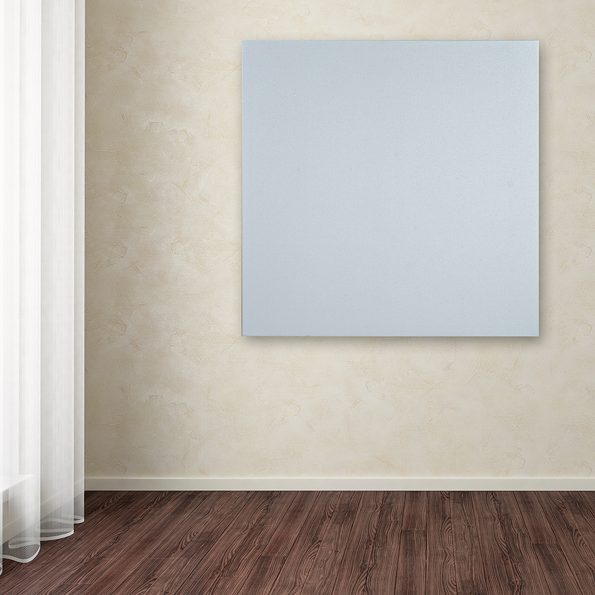 trademark fine art professional blank white canvas on stretcher bars