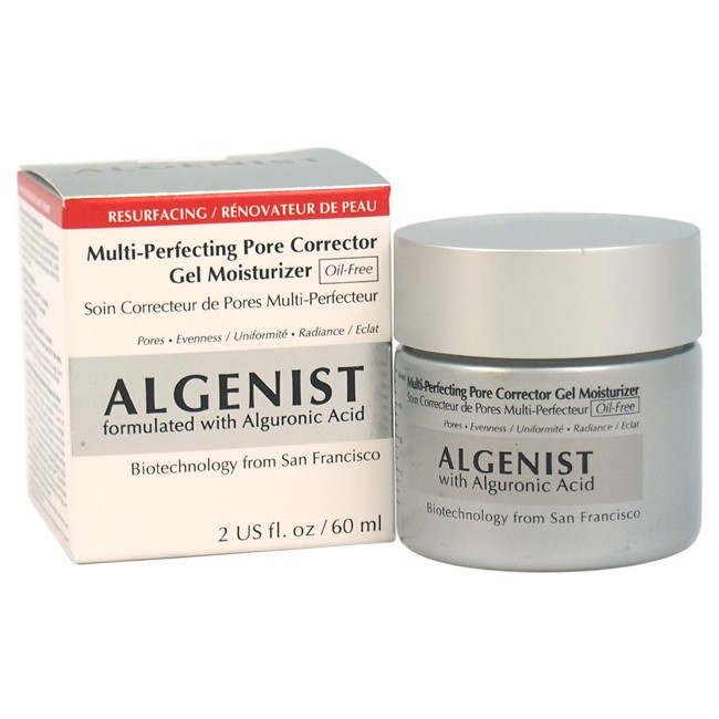 Algenist Multi-Perfecting Pore Corrector Gel Moisturizer, 2 Fl Oz