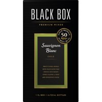 Black Box Sauvignon Blanc, White Wine, 3 L Box