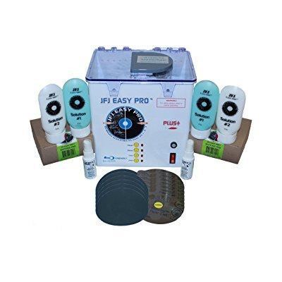 jfj easy pro universal cd/dvd blu-ray repair machine 110v...