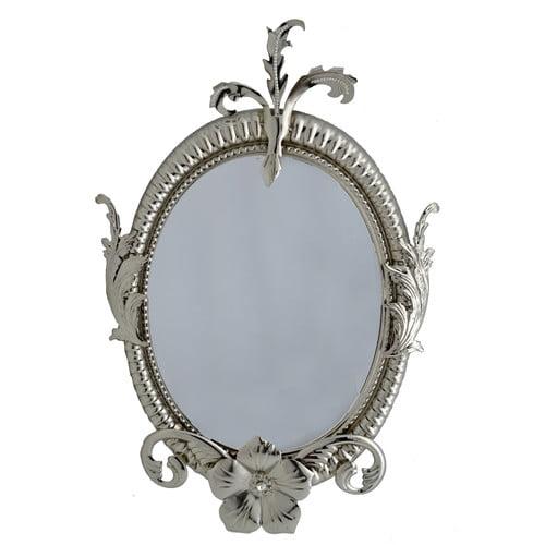Baroque Wall Mirror three star im/ex inc. baroque wall mirror - walmart