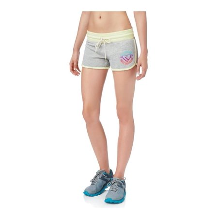Aeropostale Juniors Best Day Knit Shorty Athletic Sweat