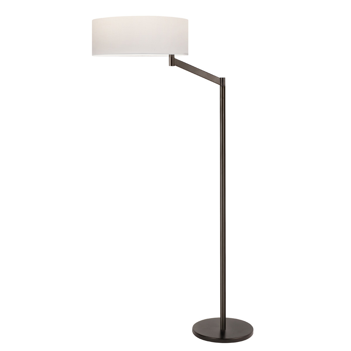 Sonneman 7083.27 Perch Reading Lamp in Coffee Bronze