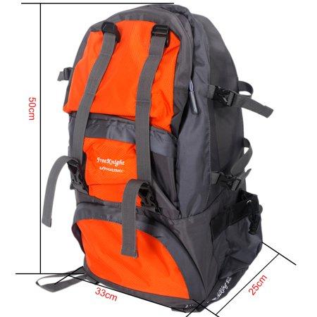 Aloksak Waterproof Bags - Zimtown 50L Climbing Waterproof Backpack, Travel Rucksack Bag for Camping Hiking Mountaineering Trekking Outdoor Sports