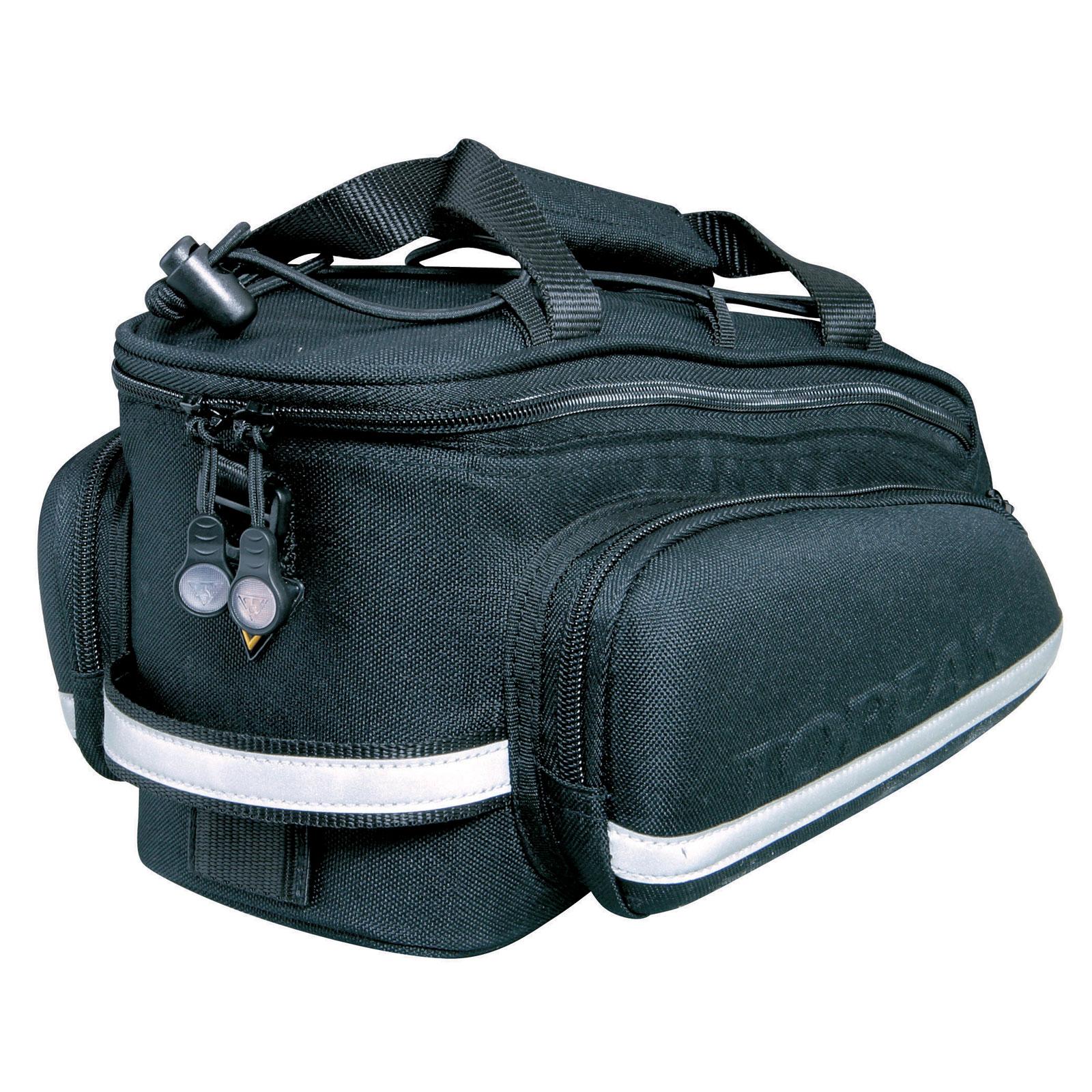 TOPEAK RX TrunkBag DXP High Capacity Rear Rack Bike Bag W...