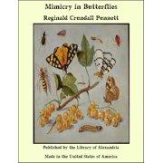 Mimicry in Butterflies - eBook
