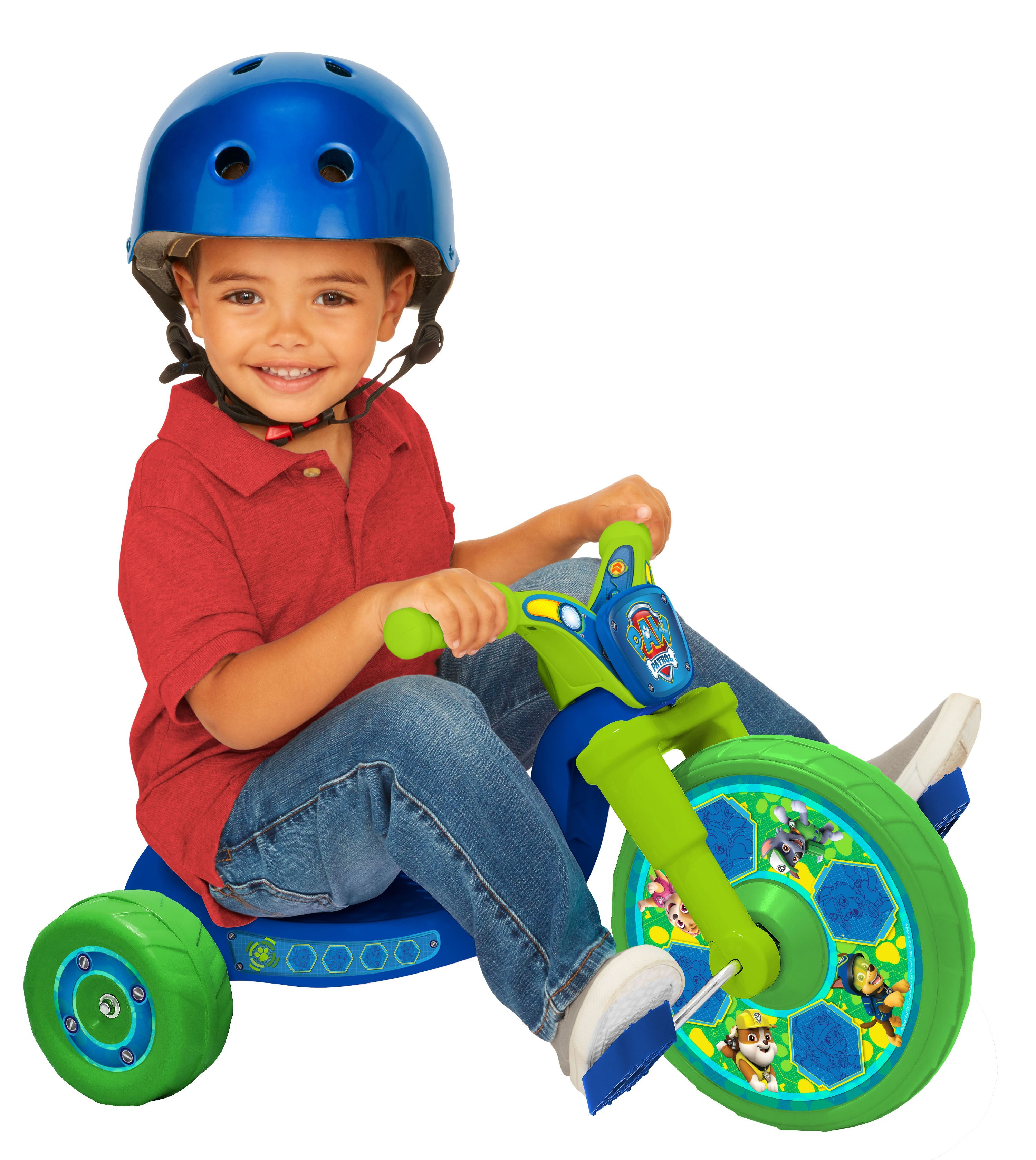 "Paw patrol 10"" fly wheels junior cruiser"