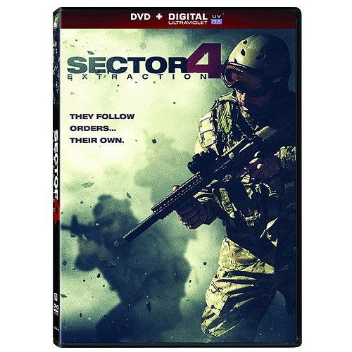 Sector 4: Extraction (DVD + Digital Copy) (With INSTAWATCH) (Widescreen)