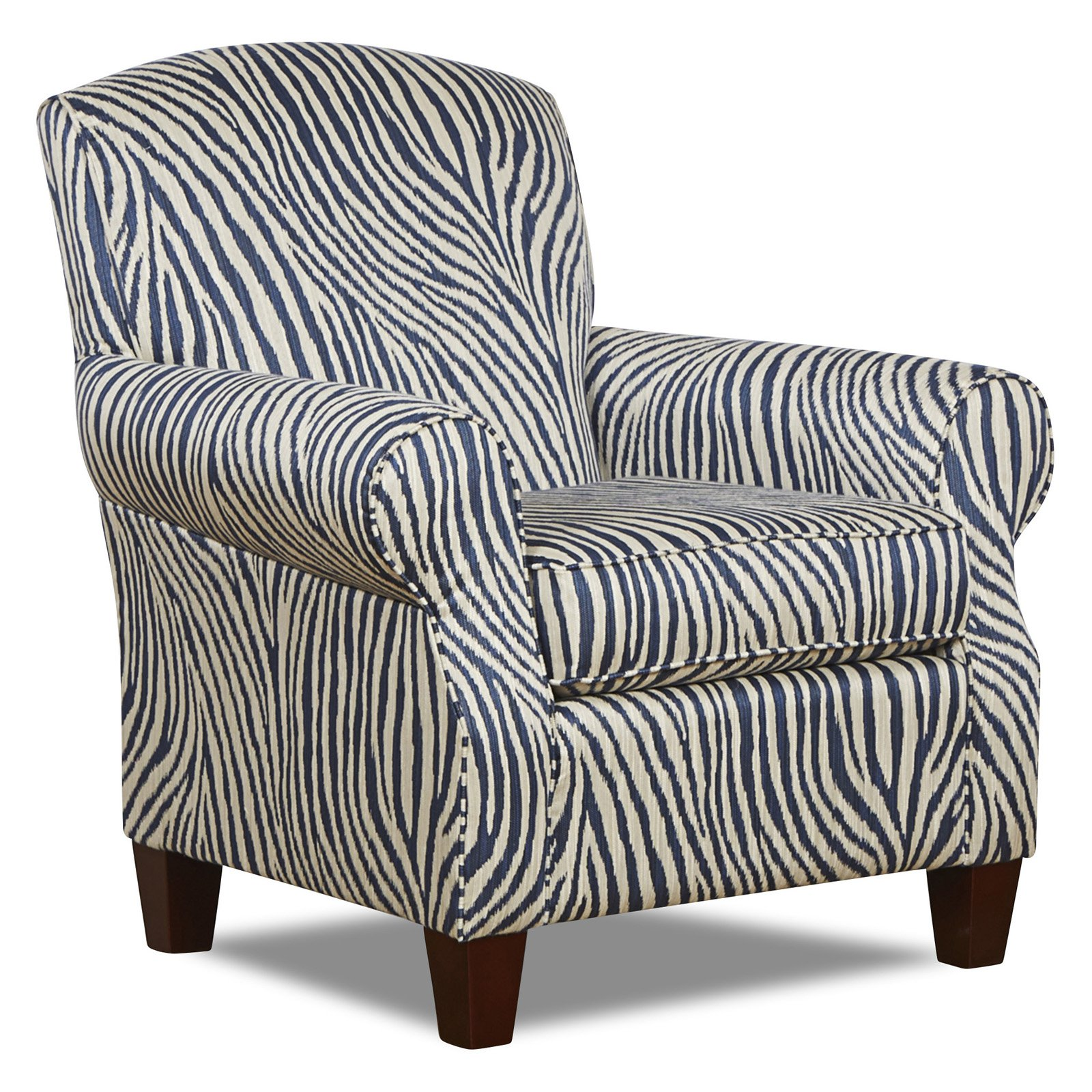 Klaussner Marie Club Chair