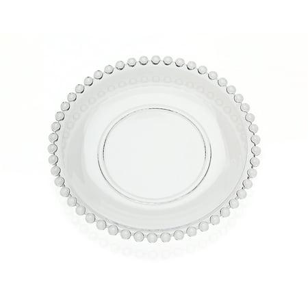 Dessert Plates Set (Godinger Chesterfield 7.5