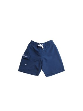 Navy Blue Board Shorts