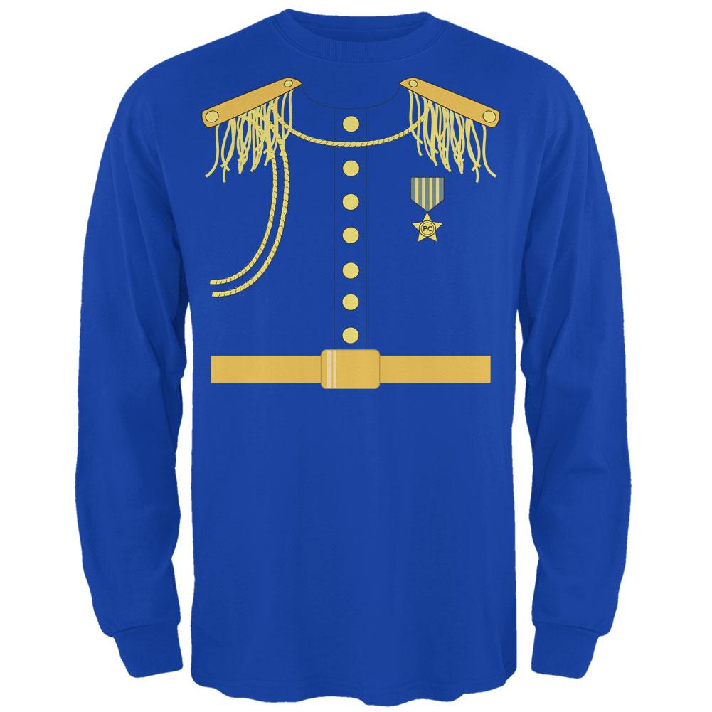 Prince Charming Costume Royal Adult Long Sleeve T-Shirt