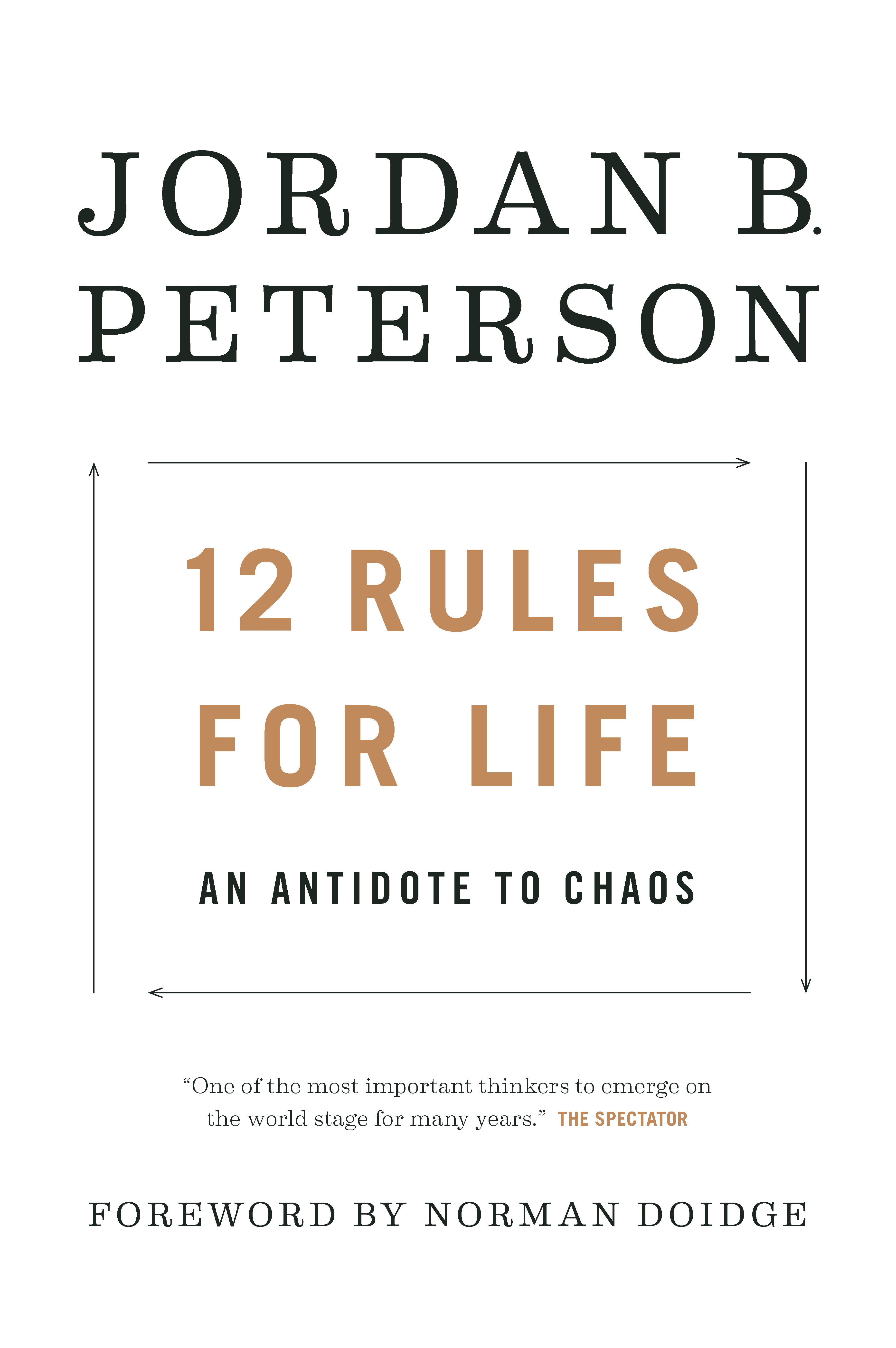 3188998b20ae 12 Rules for Life   An Antidote to Chaos - Walmart.com