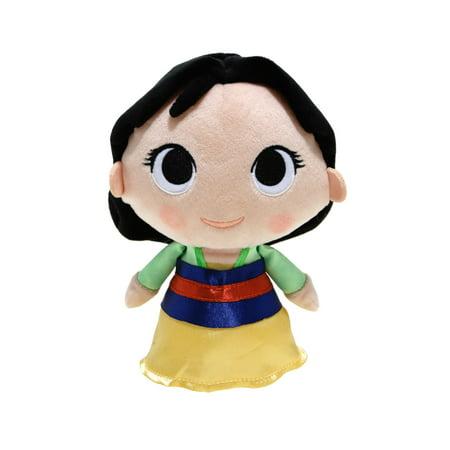 Disney SuperCute Plushie Collectible Plush - Mulan - Mulan Villain