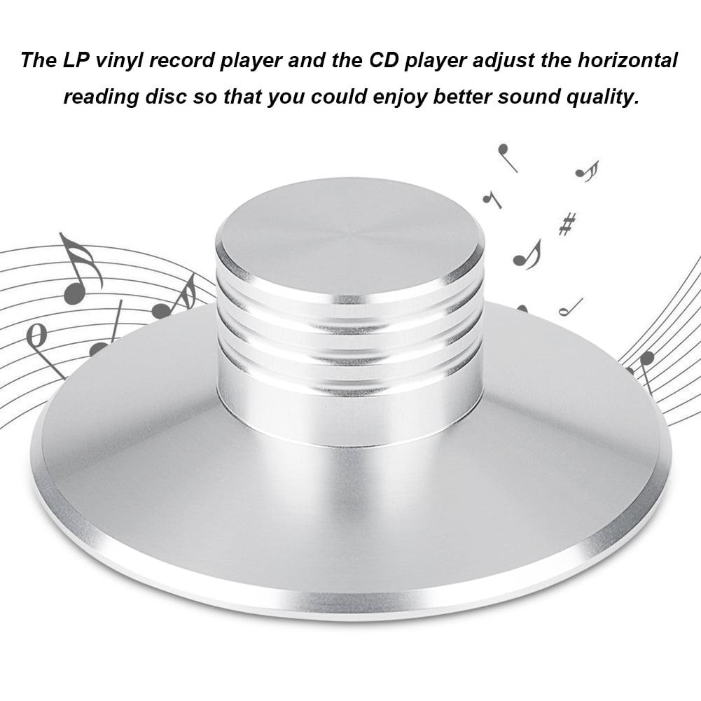 disque en aluminium poids lp disque stabilisateur tourne-disque vinyle