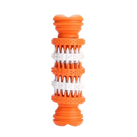 BEAD BEE Dog Molar Stick Dogs Effective Tooth Brush Leakage Food Teeth Cleaning - Dog Zable Bead