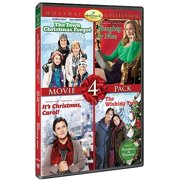 Hallmark Holiday Collection 3: The Town That Christmas Forgot   Naughty Or Nice   It's Christmas, Carol!   The Wishing... by