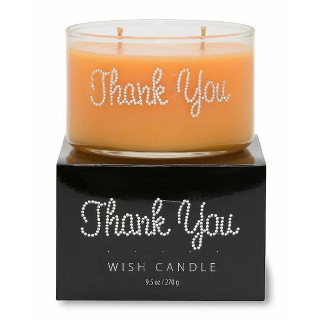 Primal Elements WCTY-US Thank You Wish Candle