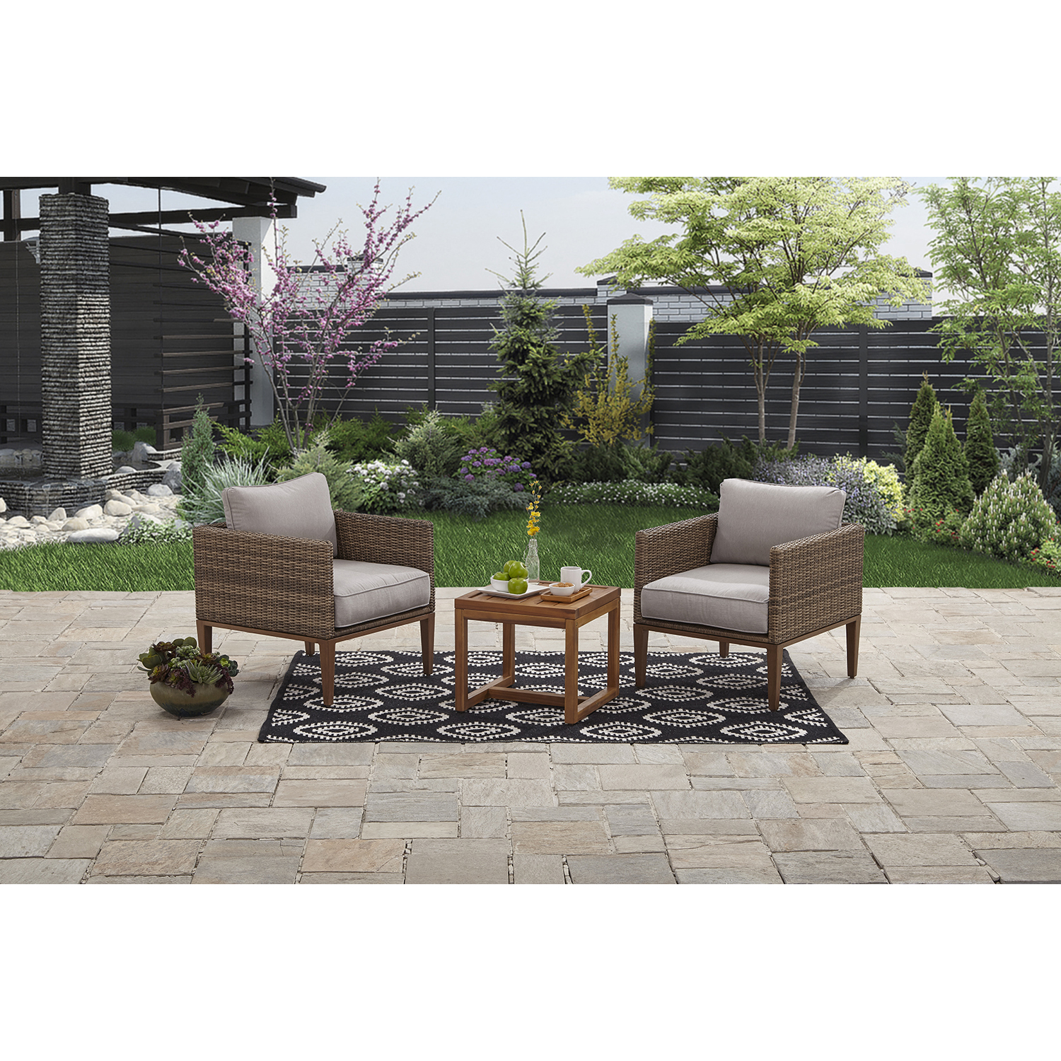 Waterproof Cover Furniture Set Garden Patio Cube Table Outdoor CoverTable
