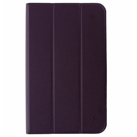 Belkin Tri-Fold Folio Case Cover for Samsung Galaxy Tab E 8.0 - Purple /