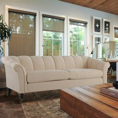 Rosdorf Park Lomonaco Flared Arm Sofa