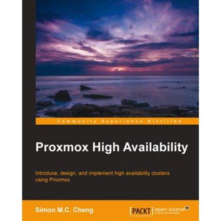 Proxmox High Availability - eBook