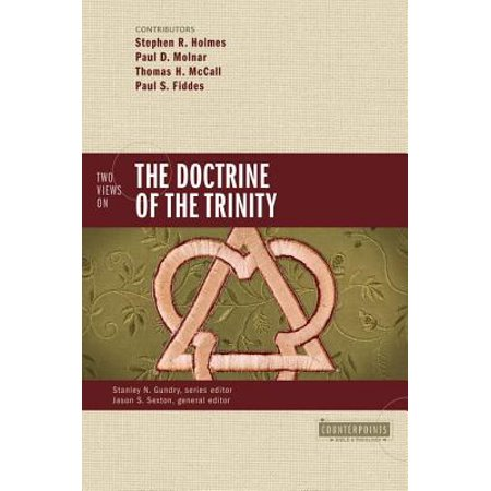 Two Views on the Doctrine of the Trinity - eBook