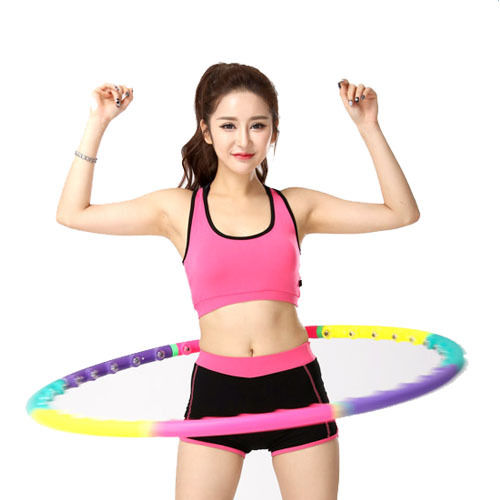 How much weight can you lose hula hooping
