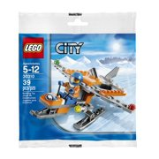 Lego, City, Arctic Mini Airplane Bagged (30310)