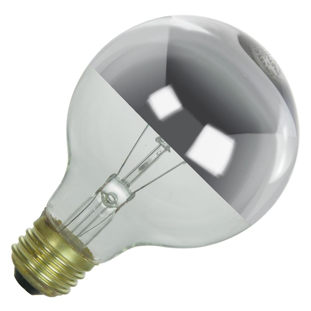 Sunlite 01277 - 60G25/SB 01277-SU G25 Decor Globe Light Bulb