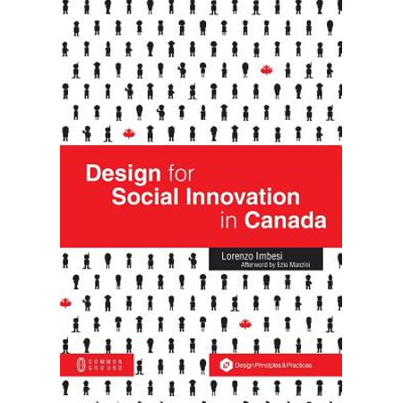 Design for Social Innovation in Canada