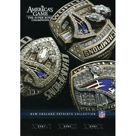 New England Patriots (DVD)