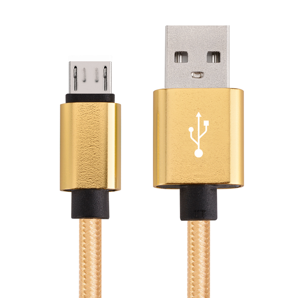 Micro USB Cable Charger for Android, FREEDOMTECH 3ft USB to Micro USB Cable Charger Cord High Speed USB2.0 Sync and Charging Cable for Samsung, HTC, Motorola, Nokia, Kindle, MP3, Tablet and more