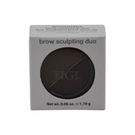 Brow Sculpting Duo - Brunette by TIGI for Women - 0.06 oz Eyeshadow - image 2 de 2