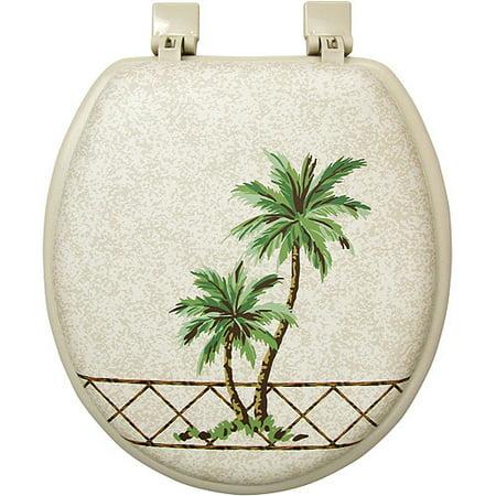 Palm Tree Soft Toilet Seat Walmart Com