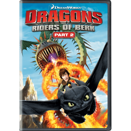 Dragons: Riders of Berk - Part 2 (DVD)