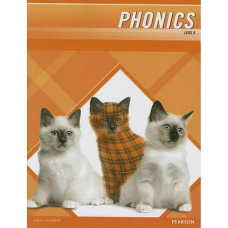 Plaid Phonics 2011 Word Study Student Edition Level D