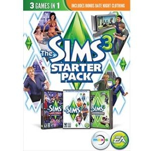 EA The Sims 3 Starter Pack, PC, Windows, 73137